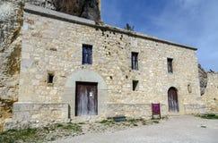 Governor palace Morella,  Spain Royalty Free Stock Image