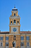 Governor palace. Parma. Emilia-Romagna. Italy. Royalty Free Stock Images
