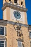 Governor Palace. Parma. Emilia-Romagna. Italy. Stock Photography