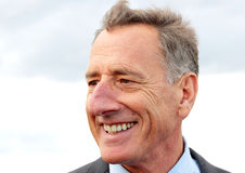 Governor Peter Elliott Shumlin of the State of Vermont portrait Royalty Free Stock Images