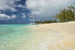 Governor's beach, Grand Turk, Turks and Caicos, Caribbean Stock Photography