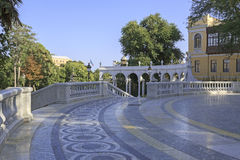 Governor s garden in Baku. Travel Royalty Free Stock Photography