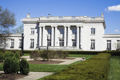 Governor's Mansion. In Frankfort, Kentucky. State Capitol complex Stock Image
