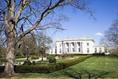 Governor's Mansion in Frankfort. Kentucky. State Capitol complex Royalty Free Stock Photo