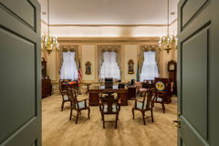 Governor's Office. Delaware Governor's office in Legislative Hall in Dover, Delaware on July 20, 2015 Stock Image
