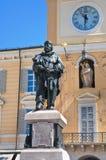 Governor's palace. Parma. Emilia-Romagna. Italy. Royalty Free Stock Photo