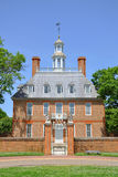 Governor's Palace, Williamsburg. Governor's Palace, Colonial Williamsburg, Virginia, USA Royalty Free Stock Photos