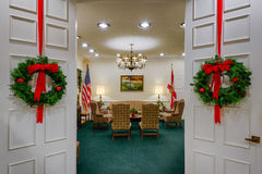 Governor's Reception Room of Florida Royalty Free Stock Images