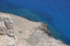 Governors beach  in beautiful Cyprus Stock Photography