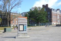 Governors Island Royalty Free Stock Photo
