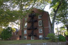 Governors Island September 2014 4 Royalty Free Stock Photo