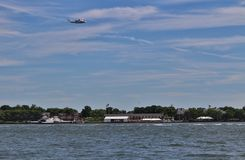 Governors Island Stock Image