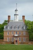 Governors Palace. In Colonial Williamsburg Virginia Stock Images