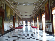 Governors Palace Interior in Merida Yucatan Royalty Free Stock Photos
