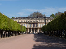 Governors Palace in Nancy, France Royalty Free Stock Photos