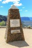 Govett ` s skoku punkt obserwacyjny w Błękitnych górach obrazy stock