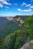 Govetts leap lookout, blue mountains, australia 17. Govetts leap lookout, blue mountains national park, australia royalty free stock images