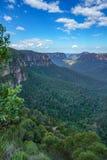 Govetts leap lookout, blue mountains, australia 16. Govetts leap lookout, blue mountains national park, australia royalty free stock photo