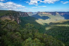Govetts leap lookout, blue mountains, australia 24. Govetts leap lookout, blue mountains national park, australia stock images