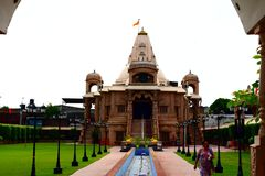 Govindgowdham. Its temple situated in district ludhiana of punjab India stock photo