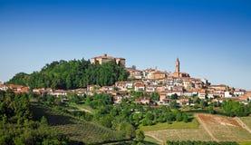 Govone, Piedmont, Italy Stock Image