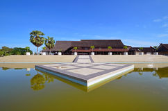 Gowa Palace Museum. In Sulawesi island,Indonesia stock photos