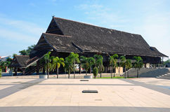 Gowa slottmuseum arkivbild