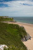 Gower Peninsula Royalty Free Stock Photos