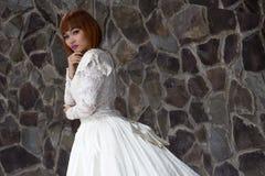 Gown, Bridal Clothing, Wedding Dress, Girl Stock Photo