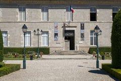 Goya博物馆在卡斯特尔,法国 库存图片