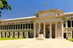 Goya monument Royalty Free Stock Photos