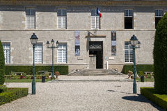 The Goya Museum in Castres, France Stock Images