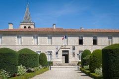 Goya Museum em Castres, França Fotografia de Stock Royalty Free