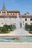 Goya Museum i Castres, Frankrike arkivfoton
