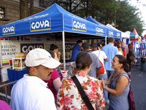 Goya Uwalnia Jedzenie zdjęcie stock