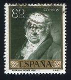 Goya by Vicente Lopez Stock Photography