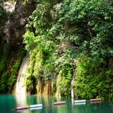 Goynuk Canyon, national nature park Royalty Free Stock Photo