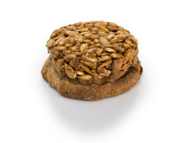 Gozinaqi και μπισκότα Στοκ Εικόνα