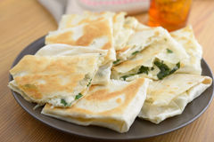 Gozleme Stock Photography