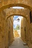 Gozo,马耳他城堡  库存图片