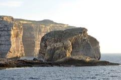Gozo 3 Stockbild
