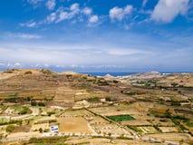 Gozo Fotografia Stock