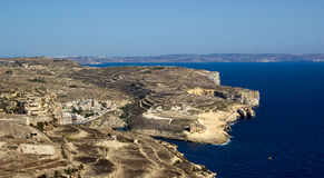 Gozo Fotografie Stock Libere da Diritti