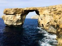 Gozo Royaltyfri Fotografi