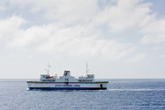 Gozo Channel Line ferry, Malta Royalty Free Stock Photography