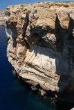 Gozo coastline Royalty Free Stock Images