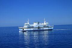 Gozo Ferry Stock Photo