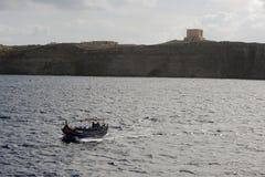 Gozo island Royalty Free Stock Image