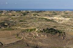 Gozo Landscape Royalty Free Stock Image