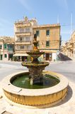 Gozo, Malta. Fontanna Zdjęcie Royalty Free